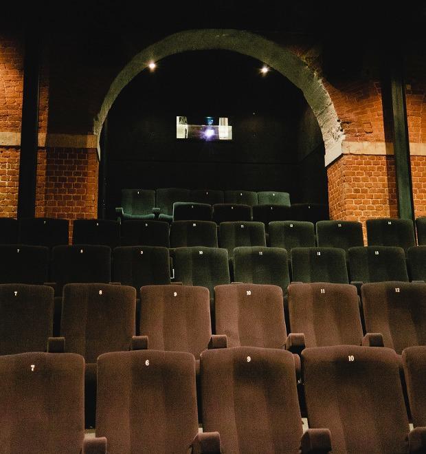 Новое место: Центр документального кино