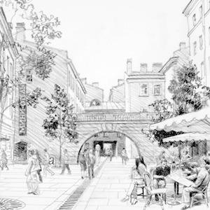 Облик исторического центра города определит «Студия 44» Никиты Явейна — Архитектура на The Village