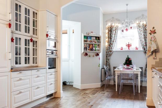 Трёхкомнатная квартира для молодой семьи на проспекте Мира