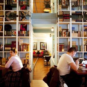 После прочтения съесть: 5 кафе при магазинах — Рестораны на The Village
