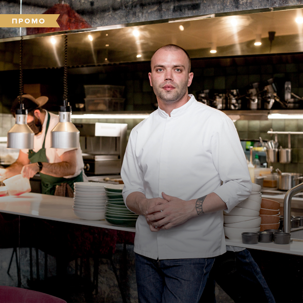 Яркий вкус за 7 минут: Непубличный шеф-повар «Горожан» — о технологичной кухне и работе без запасов — Спецпроекты на The Village