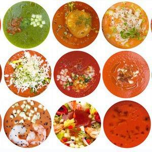 Холодный расчёт: 14 летних томатных супов