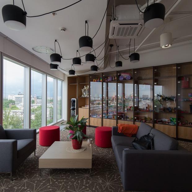 Как выглядит офис Mattel — Офис недели на The Village