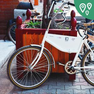 Как открыть бесплатный велопрокат в Сибири — Новая география на The Village