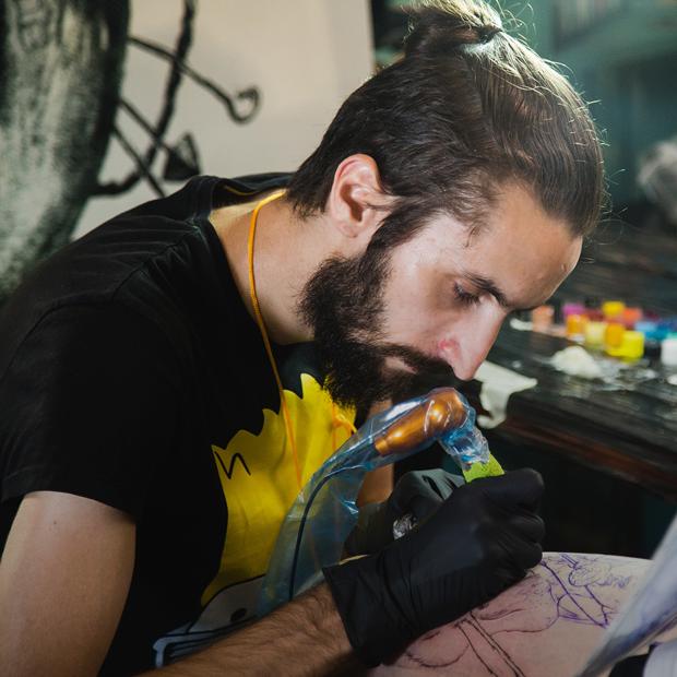 Участники Get Tattoo Vladivostok Festival — Люди в городе на The Village