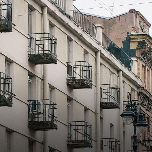 Я живу в «Слезе социализма» (Петербург)