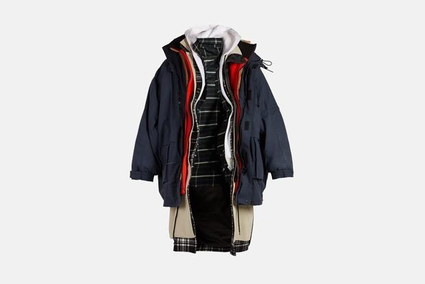 Как повторить семислойную куртку Balenciaga за 5 586 евро — Вещи на The Village
