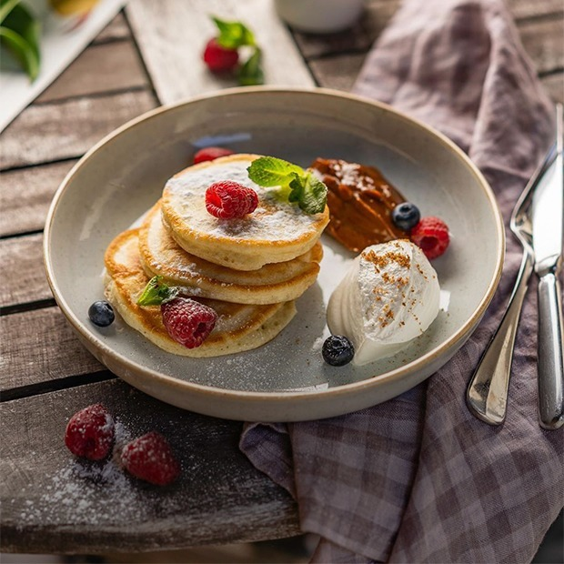 С добрым утром: 14 заведений в Красной Поляне со вкусными завтраками — Гид The Village на The Village