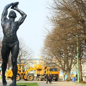 Вход в Парк Горького сделали бесплатным — Парк Горького на The Village