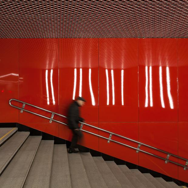 Как выглядят новые станции метро в Москве — Транспорт на The Village