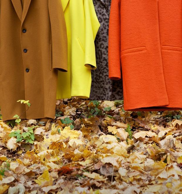 Вещи недели: 10 осенних пальто — Вещи недели на The Village