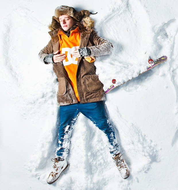 Люди в городе: Где катаются скейтеры зимой — Люди в городе на The Village
