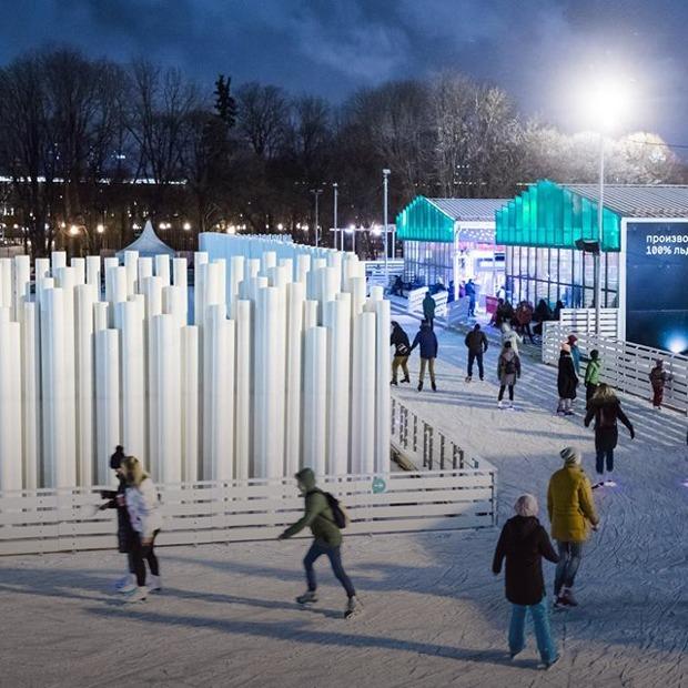 «Тропическое Рождество» и «КОТкаток»: Что московские парки приготовили к зиме — Гид The Village на The Village