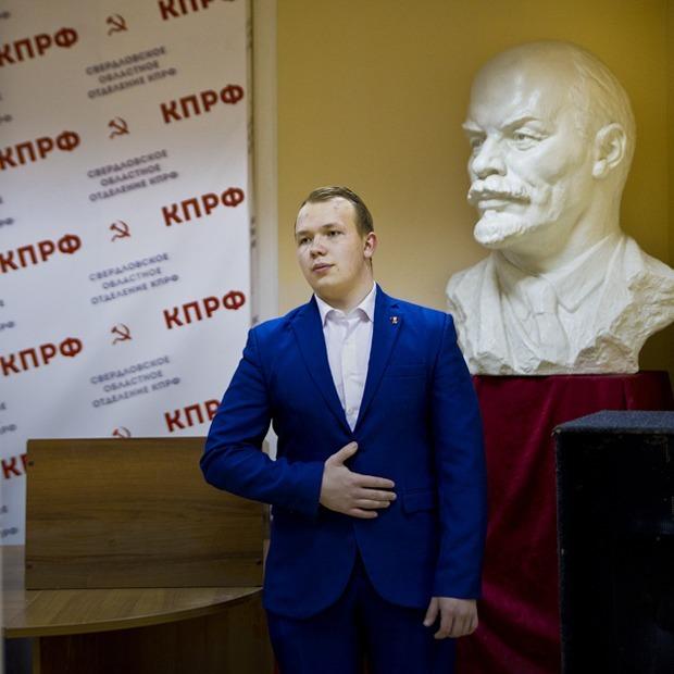 Молодые коммунисты — о сталинских репрессиях и айфонах — Люди в городе на The Village