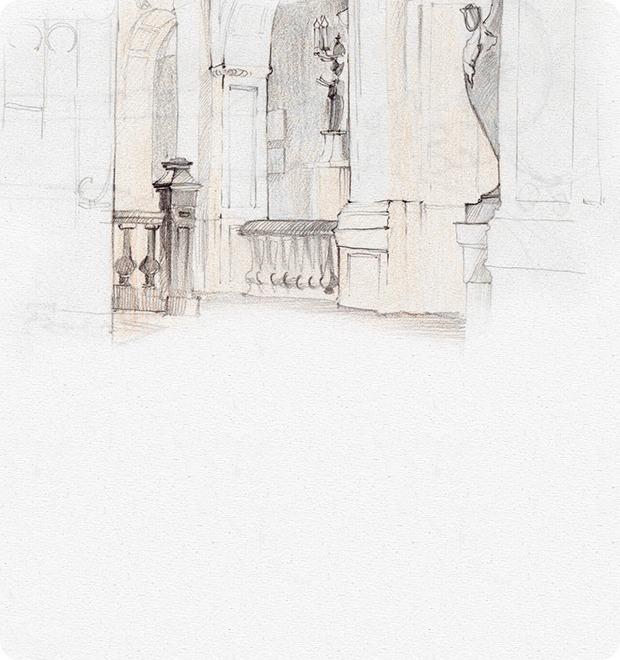 Клуб рисовальщиков: Особняк 1896 года — Клуб рисовальщиков на The Village