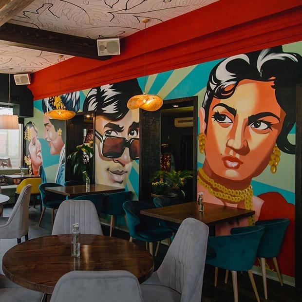 Индийский ресторан Jimmy! Jimmy! на Спортивной набережной — Новое место на The Village