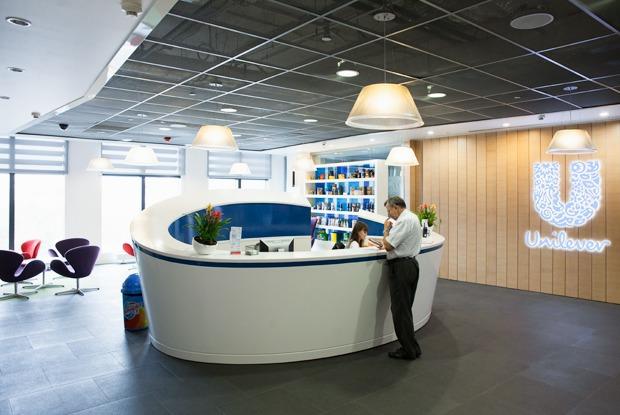 Как работают в Unilever  — Офис на The Village