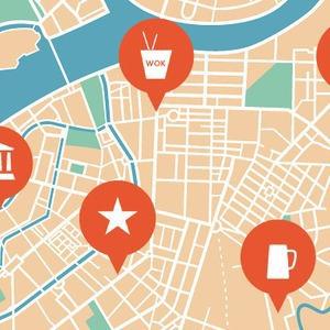 Самые популярные места Foursquare в Петербурге — Город на The Village