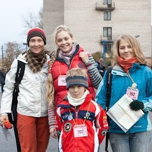 Нестандартная ориентация: Участники соревнований «Бегущий город» — Люди в городе на The Village