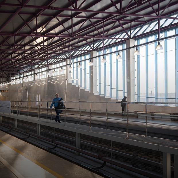Станцию метро «Шушары» открыли в октябре. Где люди?  — Город на The Village