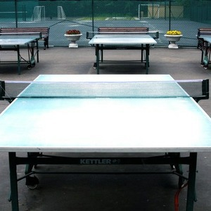 Стол накрыт: Где играть в пинг-понг на открытом воздухе