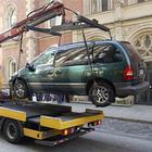 Платную эвакуацию машин в Петербурге могут отменить