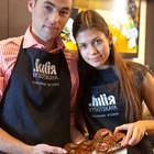 Время есть: Кулинарный мастер-класс в студии Юлии Высоцкой