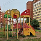 Столичные дворы облагородят к 1 сентября 2011 года