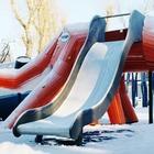 Фоторепортаж: Детская площадка Monstrum в парке Горького