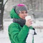 Фоторепортаж: Уличная еда в зимней Москве