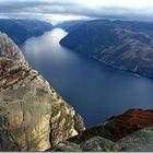 Прекестулен – Норвегия
