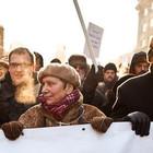 Смольный согласовал «Марш миллионов» и «День России без Путина» 12 июня