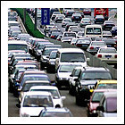 Транспортные итоги: Московские пробки, мигалки и еще 10 событий года