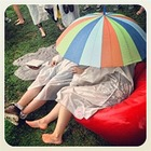 Дождь в Москве в снимках Instagram