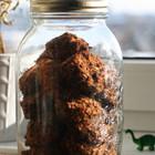 Кокосово-сливовое печенье. Без вредности!