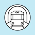 В метро появилось табло с расписанием наземного транспорта