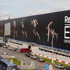 Самую большую рекламу в Москве демонтировали