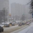 В столице начались сильнейшие снегопады