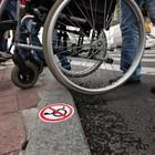 Московские улицы оборудуют дополнительными съездами для инвалидов