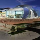 В «Москва-Сити» скоро откроется торгово-развлекательный центр Mall of Russia