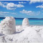 Цветные пляжи мира