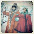 Рождество в России в снимках Instagram