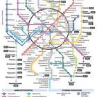 Придумана новая схема развития московского метро
