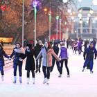 В центре Москвы откроют 96 бесплатных катков