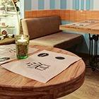 Напротив финского консульства открылось кафе «Е.Д.А и кофе»