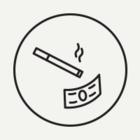 На сколько оштрафовали московских курильщиков в июне