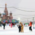 На Красной площади открылся ГУМ-каток