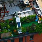 А на крышах Нью-Йорка