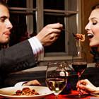 Отменный ужин с бокалом вина за 1500 - 2000 рублей. Как?Где?Почему?