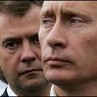 Путин, Медведев и шахматы